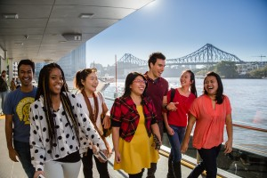Brisbane Marketing - Student Ambassadors Photo Shoot